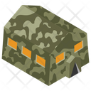 Military Camp Icon