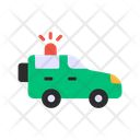 Military Car Icon