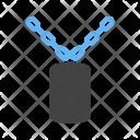 Military chain Icon