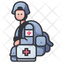 Army Medic Military Icon