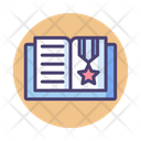 Military Education Study Army Graduation Icon