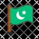 Military Flag Icon
