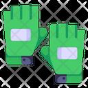 Military Gloves Icon