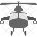 Military Helicopter Navy Icon