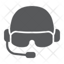 Military Helmet Army Icon