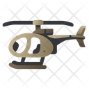 Military Helocopter Icon
