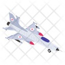 Military Jet Icon