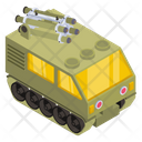 Military Tank Battle Tank Combat Tank Icon
