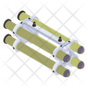 Military Missiles Icon