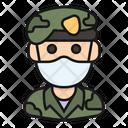 Avatar Militar Soldier Icon