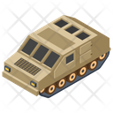 Military Panzer Icon