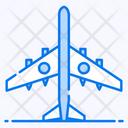 Military Plane Icon