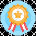 Achievement Reward Honor Icon