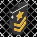 Army Rank Corporal Rank Military Rank Icon