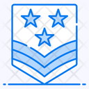 Military Rank Military Badge Quality Badge Icon