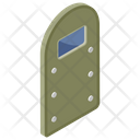 Military Shield Protection Protective Shield Icon
