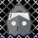 Military Ship Ship Boat Icon