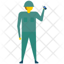 Military Soldier Icon