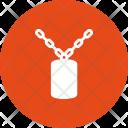 Military tag Icon