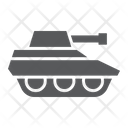 Military Tank Army Icon
