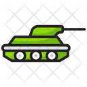 Military Tank Army Tank Armed Force Gun Icon