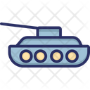 Armed Force Tank Armored Vehicle Army Tank Icon