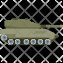 Military Tank War Icon