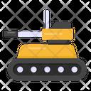 Armoured Tank Military Tank Army Vehicle Icon
