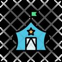 Military Tant Icon