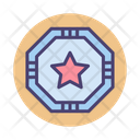 Military Zone Military Area Restricted Zone Icon