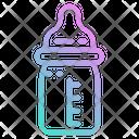 Milk Bottle Kid Icon