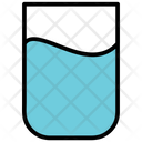 Milk Water Glass Icon