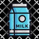 Milk Milk Pack Milk Package Icon