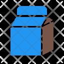 Milk Carton Juice Icon