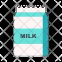 Milk Milk Pack Milk Packing Icon