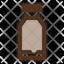 Milk Drink Bottle Icon