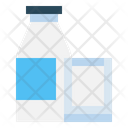 Food And Restaurant Milk Can Icon