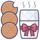 Cookies Holiday Food Icon