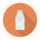Milk Pack Bottle Icon