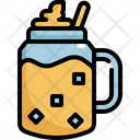 Milk Jar Glass Icon