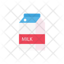 Milk Drink Tetra Icon