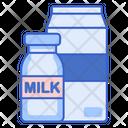 Milk Dairy Drink Icon
