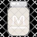 Milk Bottle Farming Icon