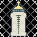 Milk Bottle Child Icon