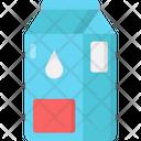 Milk Milk Carton Drink Icon