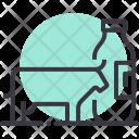 Milk Dairy Glass Icon