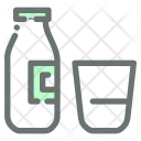 Milk Dairy Glass Icon