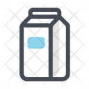 Milk Can Package Icon