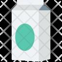 Milk Box Carton Icon