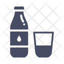 Milk Bottle Drink Icon